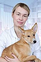 Ветеринарный врач-зоопсихолог Сафонова И. В.